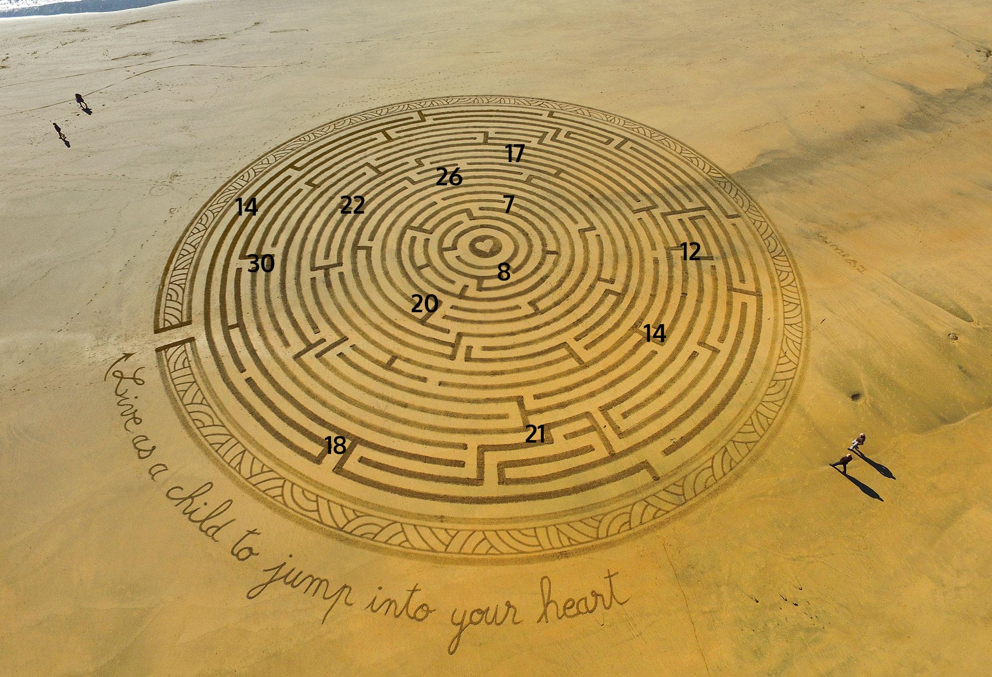 Labyrinthe Jben